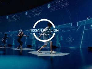 NISSAN汽车展馆类型网站设计