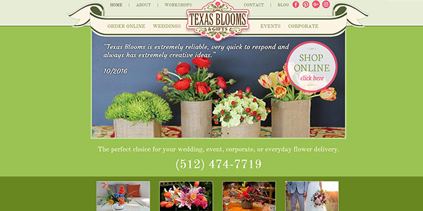 Texas Blooms & Gifts